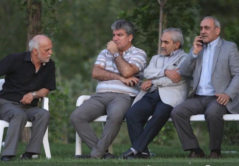 محمد ترکاشوند: برای دریافت پول به منزل هدایتی نرفتیم، او به باشگاه پرسپولیس بدهکار است!