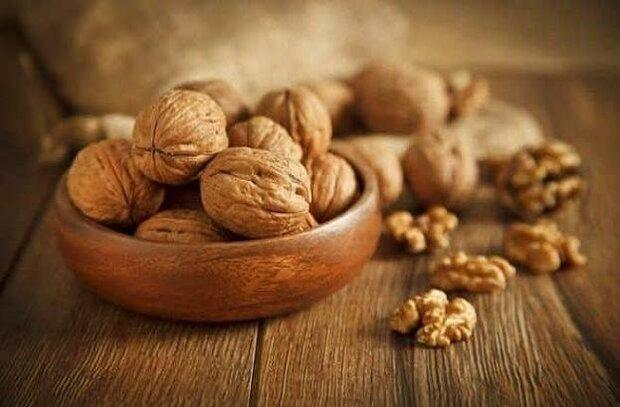 مصرف روزانه گردو ریسک بیماری قلبی را کاهش می دهد
