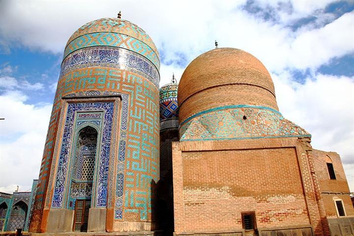 نمایشگاه اسناد بقعه شیخ صفی الدین اردبیلی گشایش می یابد