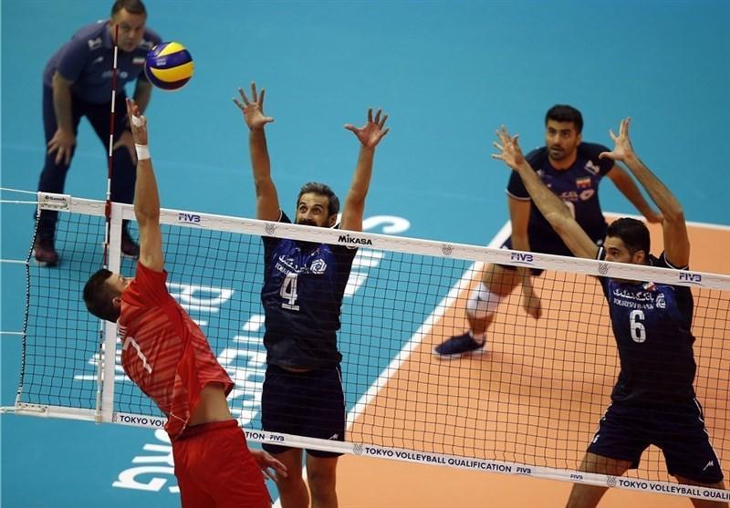 والیبال انتخابی المپیک، سد محکم روس ها مقابل شاگردان کولاکوویچ، والیبال ایران از سن پترزبورگ به توکیو نرسید