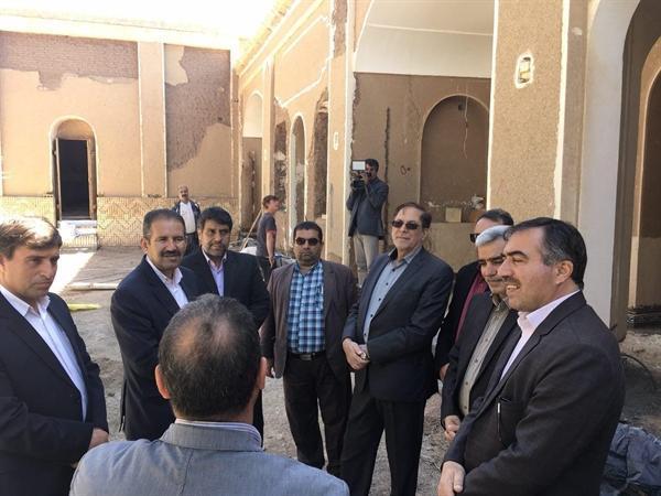 گردشگری در شرق اصفهان با تکیه بر میراث ارزشمند منطقه، نهادینه شده است