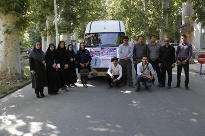 بازدید خبرنگاران از چند پروژه مرمتی آثار تاریخی ارومیه