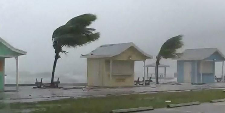 طوفان دوریان 5 کشته در جزیره باهاما بر جای گذاشت