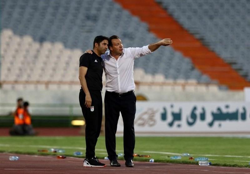 گزارش الفرات عراق از درخواست ویژه فدراسیون فوتبال ایران؛ برای ویلموتس به مترجم فرانسوی - عربی نیاز داریم