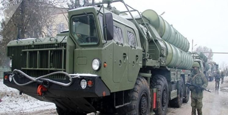 استقرار سامانه دفاع موشکی اس-400 روسیه در قطب شمال