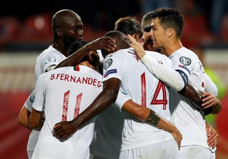 انتخابی یورو 2020، فزونی پرتغال با هشتادونهمین گل ملی رونالدو، پیروزی فرانسه در شب جنجال آفرینی سرود ملی