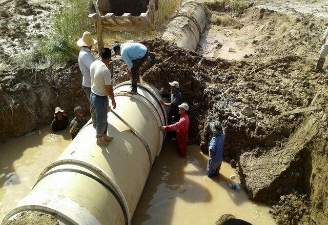 آخرین وضعیت خطوط لوله نفت در روستاها