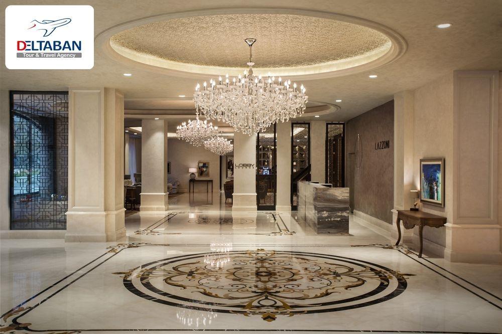 اقامت در هتل لازونی استانبول