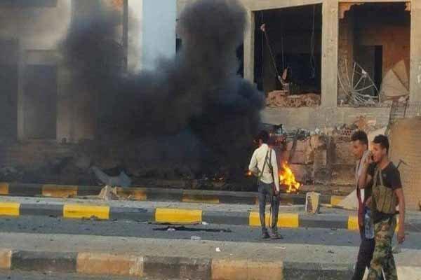 وقوع انفجار در الجوف یمن، کشته شدن شماری از مزدوران سعودی