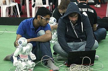 روباتهای 15 کشور در روبوکاپ آزاد ایران، افزایش شرکت دانش آموزان
