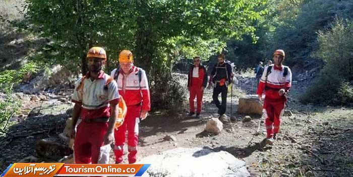 حادثه برای 5 گردشگر در ارتفاعات گلستان، عملیات جست وجو انتها یافت