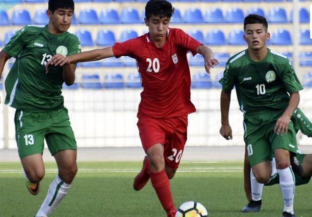 مسابقات فوتبال نوجوانان قهرمانی آسیا به تعویق افتاد