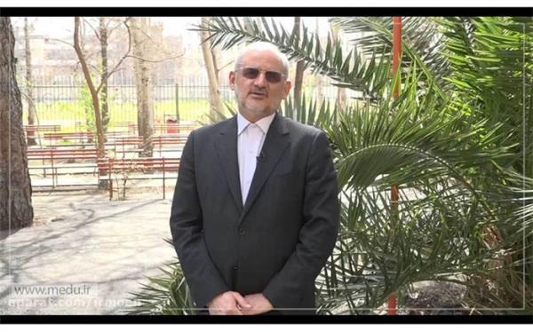 پیام حاجی میرزایی به مناسبت یکصدمین سالگرد تأسیس شورای عالی آموزش و پرورش
